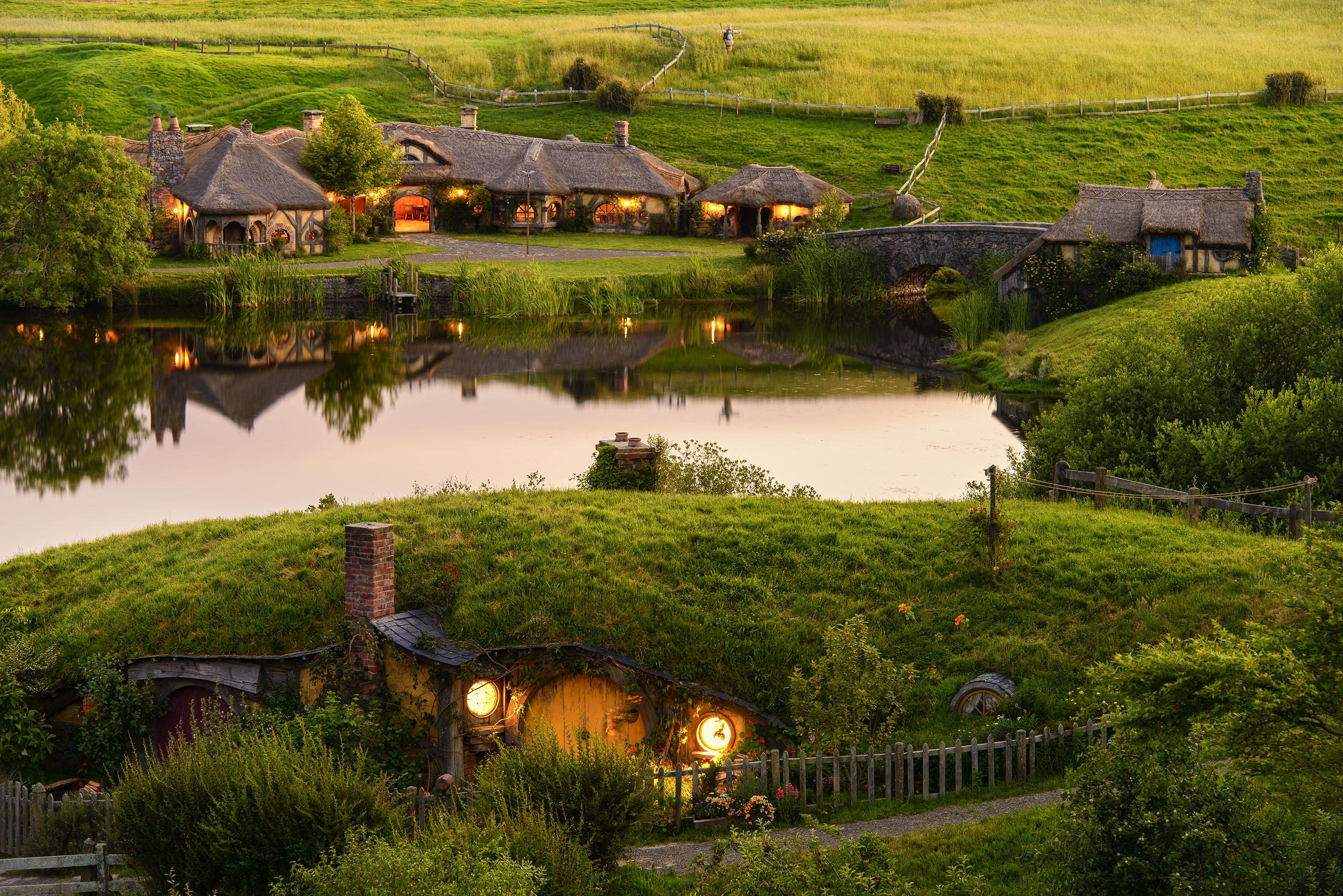 DU LỊCH ĐẢO BẮC NEW ZEALAND (AUCKLAND - MATAMATA – ROTORUA - WAITOMO)