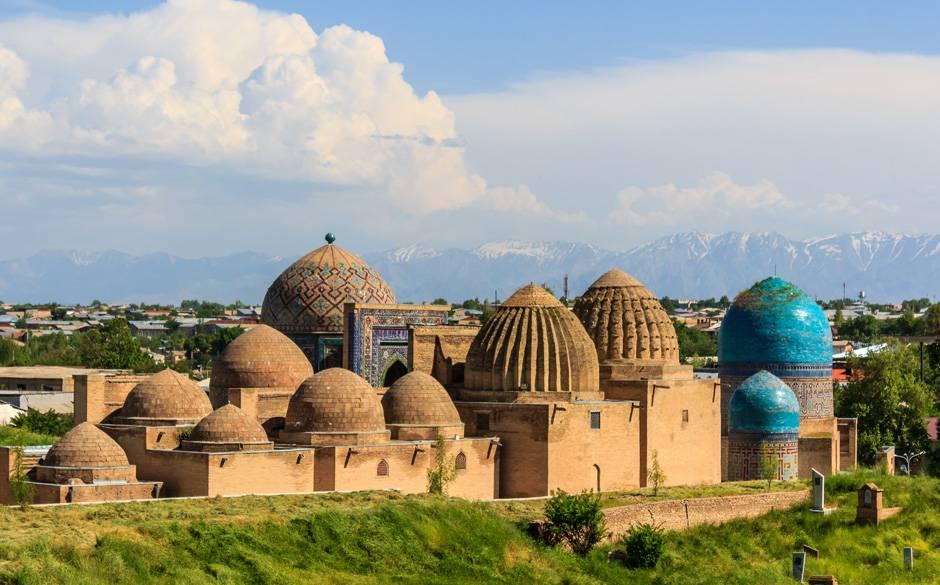 CON ĐƯỜNG TƠ LỤA (KAZAKHSTAN – KYRGYZSTAN – TAJIKISTAN – UZBEKISTAN - TURKMENISTAN)