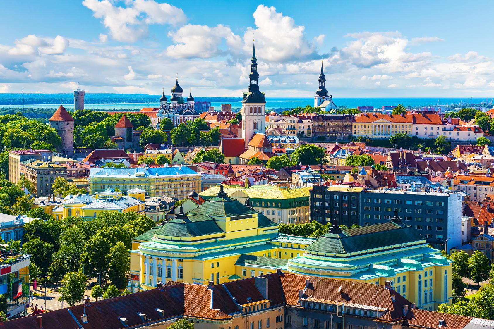 LIÊN TUYẾN ĐÔNG BẮC ÂU (VÙNG BALTIC): ESTONIA – LATVIA – LITHUANIA